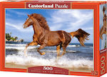 Horse On The Beach 500pcs (52578) Castorland