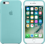 Premium Silicone Case Tiffany iPhone 6 Plus/6s Plus