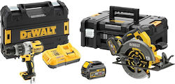 Dewalt XR Flexvolt Brushless DCK2056T2T-QW