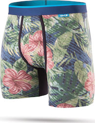 Stance Jungle Floral Wholester | Ανδρικό Μποξεράκι M901A18JUN-NVY - NAVY