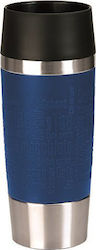 Tefal Travel Mug Navy Blue 0.36lt