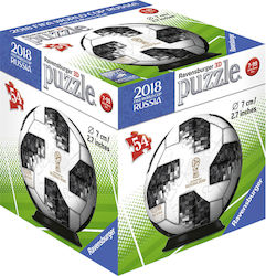 3D FIFA World Cup 1970-2018 54pcs (11937) Ravensburger