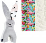 La Millou Small Bunny Raffaelo Mr Flamingo