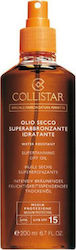 Collistar Supertanning Sun Dry Oil SPF15 200ml