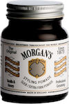 Morgan's Vanilla & Honey Extra Firm Hold Styling Pomade 100gr