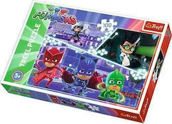 PJ Masks in Action 100pcs (16334) Trefl