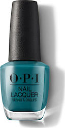 OPI Nail Lacquer Teal Me More, Teal Me More!