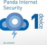 Panda Security Internet Security 2018 (1 Licence , 1 Year) Key