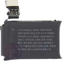 Battery for Apple Watch 2 (38mm)