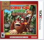 Donkey Kong Country Returns (Nintendo Selects) 3DS
