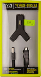 Tylt Y-Charge & Micro USB 781420055541