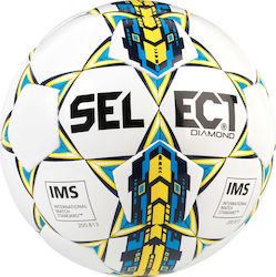 Select Sport Diamond No 5 IMS Yellow/Blue 10560