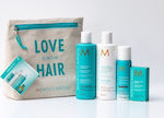 Moroccanoil Love is in Hair Smooth Set