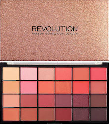 Makeup Revolution Life on Dance Floor Eyeshadow Palette Guest List