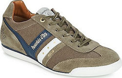 Xαμηλά Sneakers Pantofola d'Oro VASTO DENIM UOMO LOW