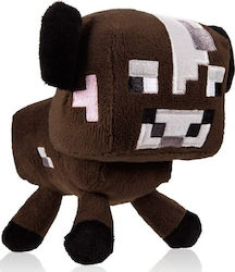 Jinx Minecraft Baby Cow 17,8 cm Plush