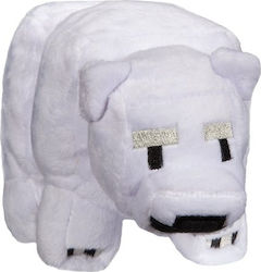 Jinx Minecraft Baby Polar Bear 17,8 cm Plush
