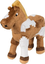 Jinx Minecraft Horse 33cm Plush With Hang Tag