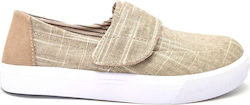 WOMEN TOMS ALTAIR NATURAL METALLIC LINEN