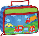 Stephen Joseph Classic Lunch Box Transportation SJ57003