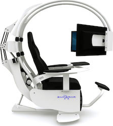 MWE Lab Emperor XT Gaming Chair PC White