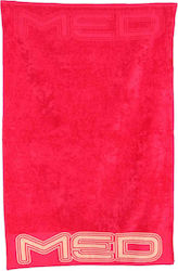 ceee5b16a4 Προσθήκη στα αγαπημένα menu Med Πετσέτα Θαλάσσης 70x140 Waves Red Gold