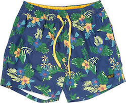 DEVERGO MAN BEACHSHORTS(Blue) 1D811050SP6000 Blue