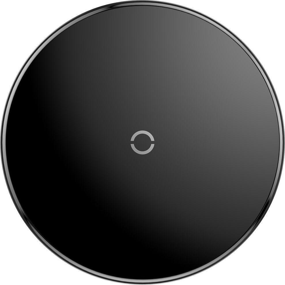 Baseus Simple Wireless Charging Pad (Qi) Μαύρο (CCALL-JK01) - Πληρωμή και σε έως 36 Δόσεις!!!