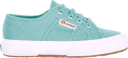 Superga 2750-CLOUD COTJ S009WN0-W2M Τιρκουάζ