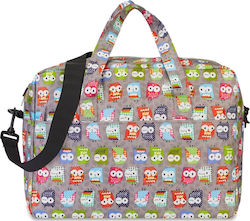 Προσθήκη στα αγαπημένα menu My Bag s Τσάντα Μαιευτηρίου Owl Grey ae3f7217b05