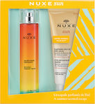 Nuxe Delicious Fragrant Water 100ml & After-Sun Hair & Body Shampoo 200ml