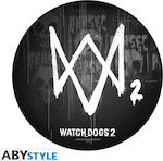 ABYstyle Watch Dogs 2 Logo In Shape