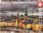 Views Of Stockholm Sweeden 1000pcs
