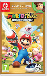 Mario + Rabbids Kingdom Battle Gold Edition Switch
