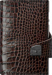Tru Virtu Click & Slide Croco Brown
