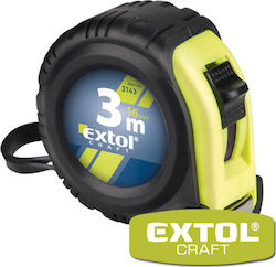 Extol Craft 3m x 16mm 3143