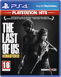 The Last of Us Remastered (Hits) PS4