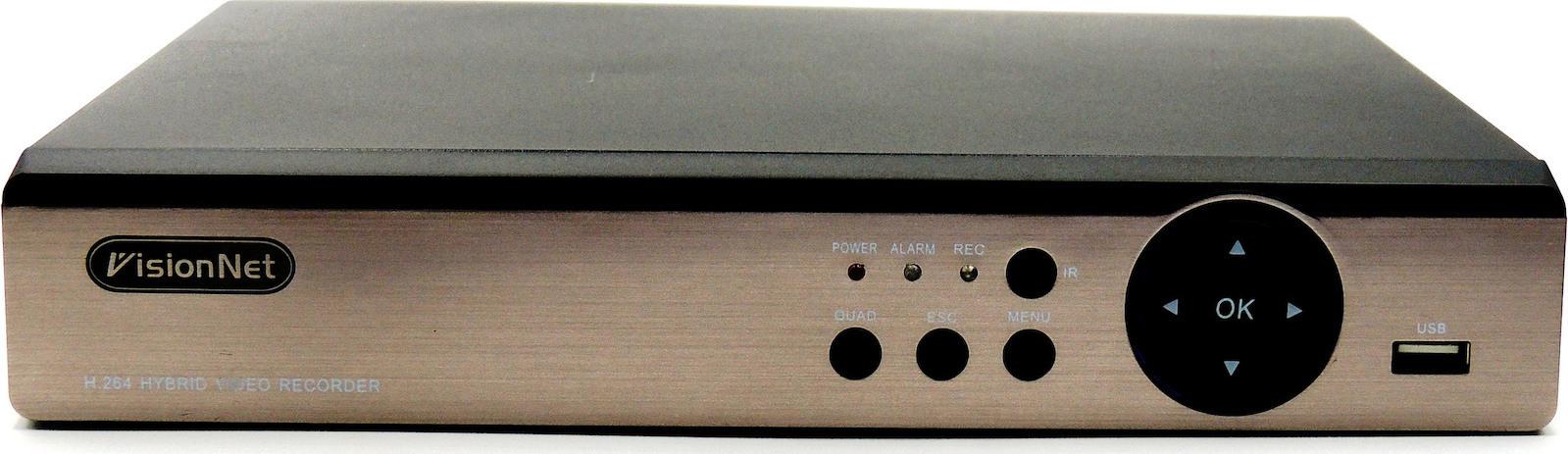 Προσθήκη στα αγαπημένα menu VisionNet VN-4004 XMEYE DVR 4 Chanel Hybrid 2.0  MP e72263cf9853