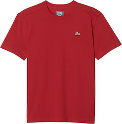 Lacoste Technical Jersey Red