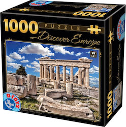 Discover Europe Parthenon 1000pcs (65995-05 ) D-Toys