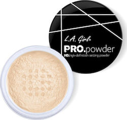L.A. Girl HD PRO Setting Powder GPP920 Banana Yellow 5gr