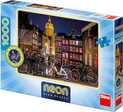 Night Amsterdam Neon 1000pcs (54124) Dino