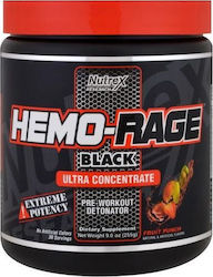 Nutrex Hemo-Rage Black Ultra Concentrate 255gr Fruit Punch