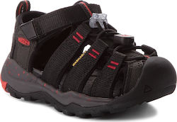 Σανδάλια KEEN - Newport Neo H2 1018429 Black/Firey Red