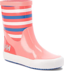 Γαλότσες HELLY HANSEN - Nordvik Stripe 114-11.103 Shell Pink/Cayenne/Blue Water/Off White/Reflective (Shiny)