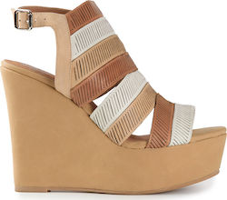 Jeffrey Campbell Armony Nude Brown