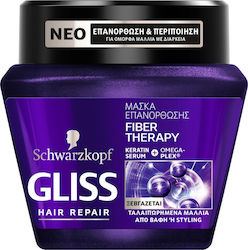 Schwarzkopf Gliss Fiber Therapy Hair Mask 300ml