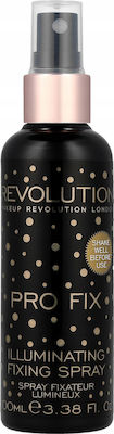Revolution Beauty Illuminating Fixing Spray 100ml