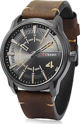 Curren 8306 Brown / Black