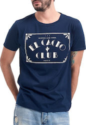 Scotch & Soda Chic Artwork 142689-0002 Navy